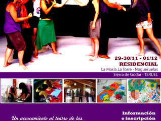 Teatro Social y Estética de las Oprimidas (Teruel)