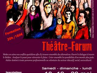 Théâtre-Forum en Belgique