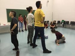 Teatro-Foro on-line. UGR