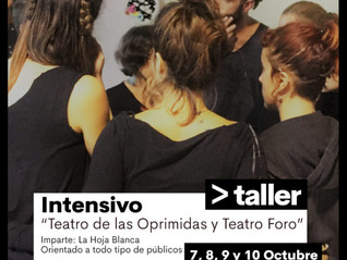 Introducción al Teatro-Foro en Zonarte