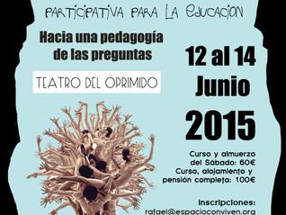 Teatro para la Educación en Málaga (La Viñuela)