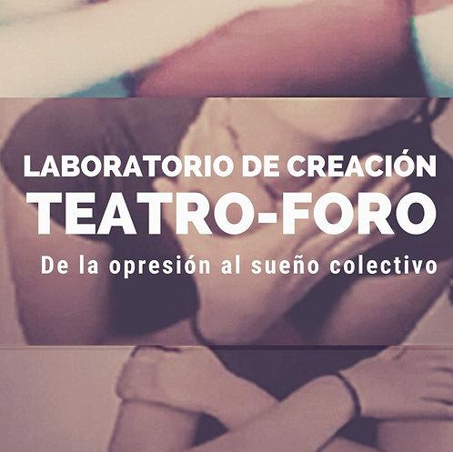 Teatro-Foro (on-line). Enero-Marzo.