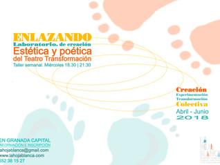 Crear belleza para transformar: ENLAZANDO, el nuevo laboratorio de creación-investigación de La Hoja