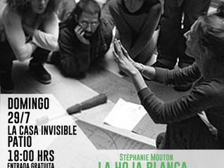 """La Hoja Blanca apoya """"La Invisible"""""""