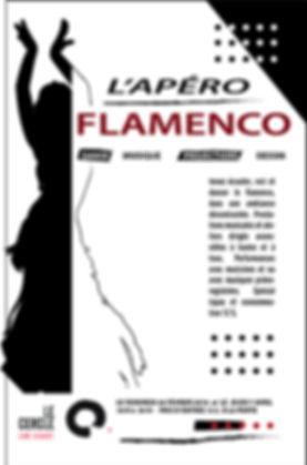 Flamenco à Québec Julie Perreault