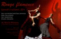 Cours de danse flamenco à Québec Julie Perreault flamenco si
