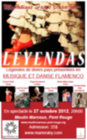 Danse Flamenco à Québec avec Julie Perreault