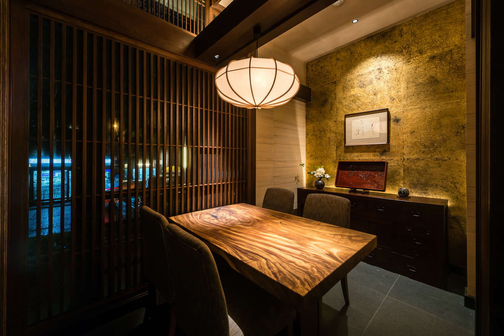 寿司割烹個室 ~4名様