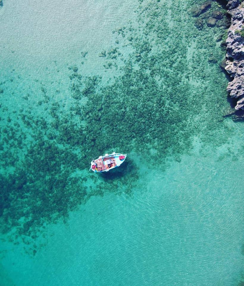 sun, sea, blue, Puglia, Porto Badisco, relaxation, beautiful