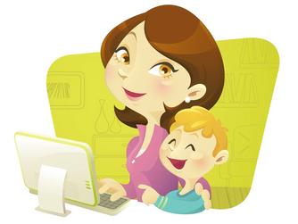 Полезные пятницы с ОргРешением: Эффективная работа из дома с детьми