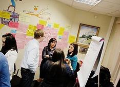 центр дизайна организационных решений, организационные сессии