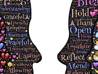 Полезные Пятницы с ОргРешением: Культура поддерживающих отношений. Ненасильственное общение