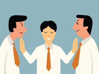 Полезные пятницы с ОргРешением: Управление конфликтом