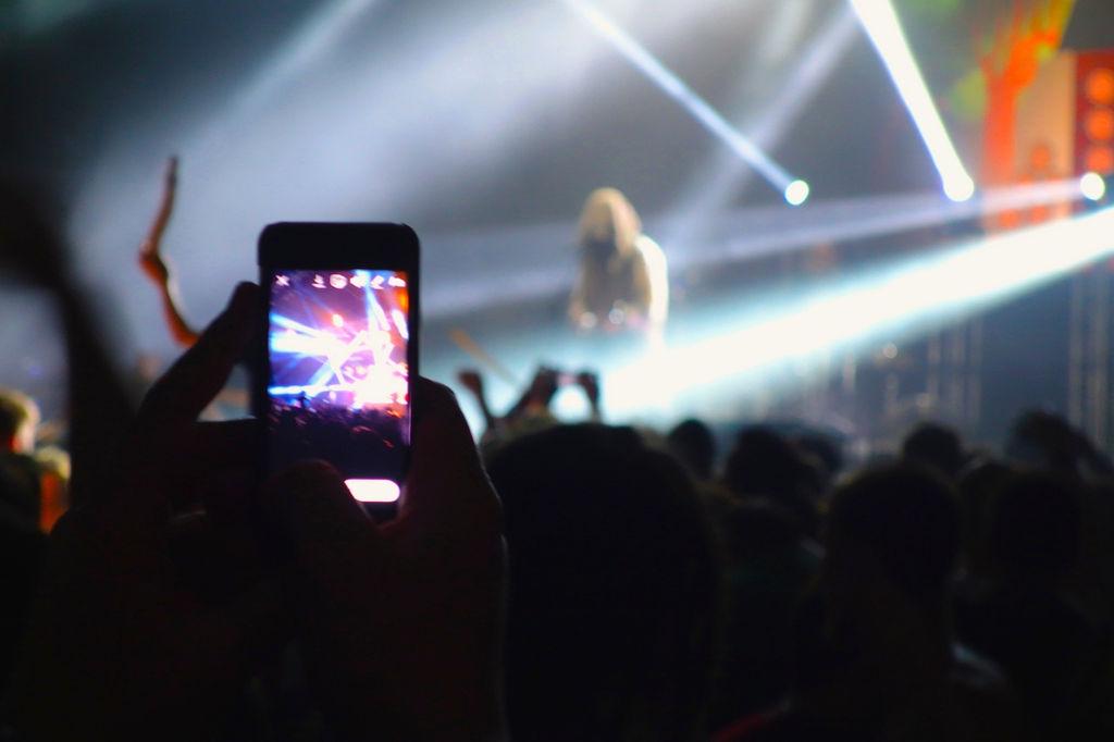 базы как фотографировать концерт в баре имя