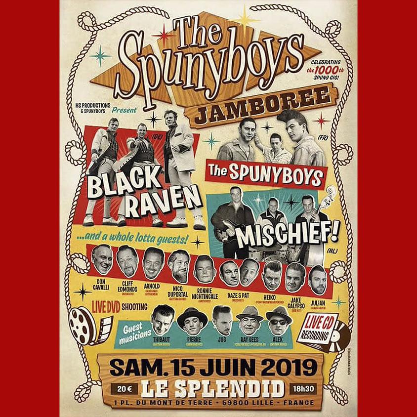 The Spunyboys Jamboree