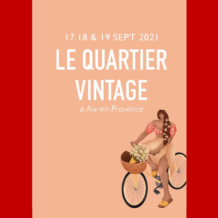 Le Quartier Vintage Aix-en-Provence