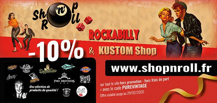 Shop'n'Roll