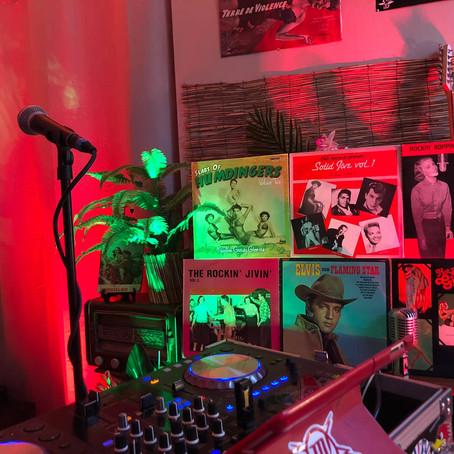 Les Facebook Live de DJ Rockin' Cat