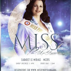 Élection Miss Pin Up France 2021