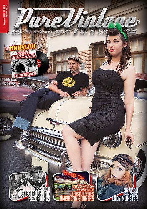Pure Vintage Magazine #12