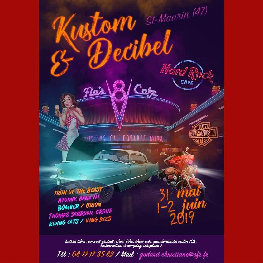 Kustom & Decibel