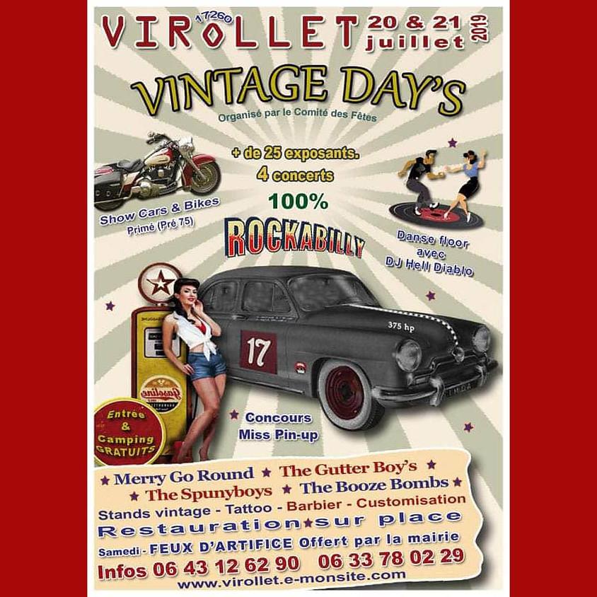 Virollet Vintage Days