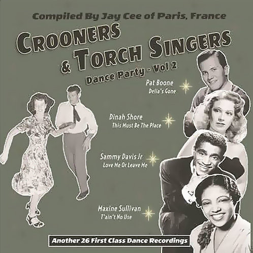 CD Crooners Dance Party #2