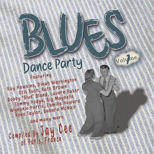 CD Blues Dance Party #1