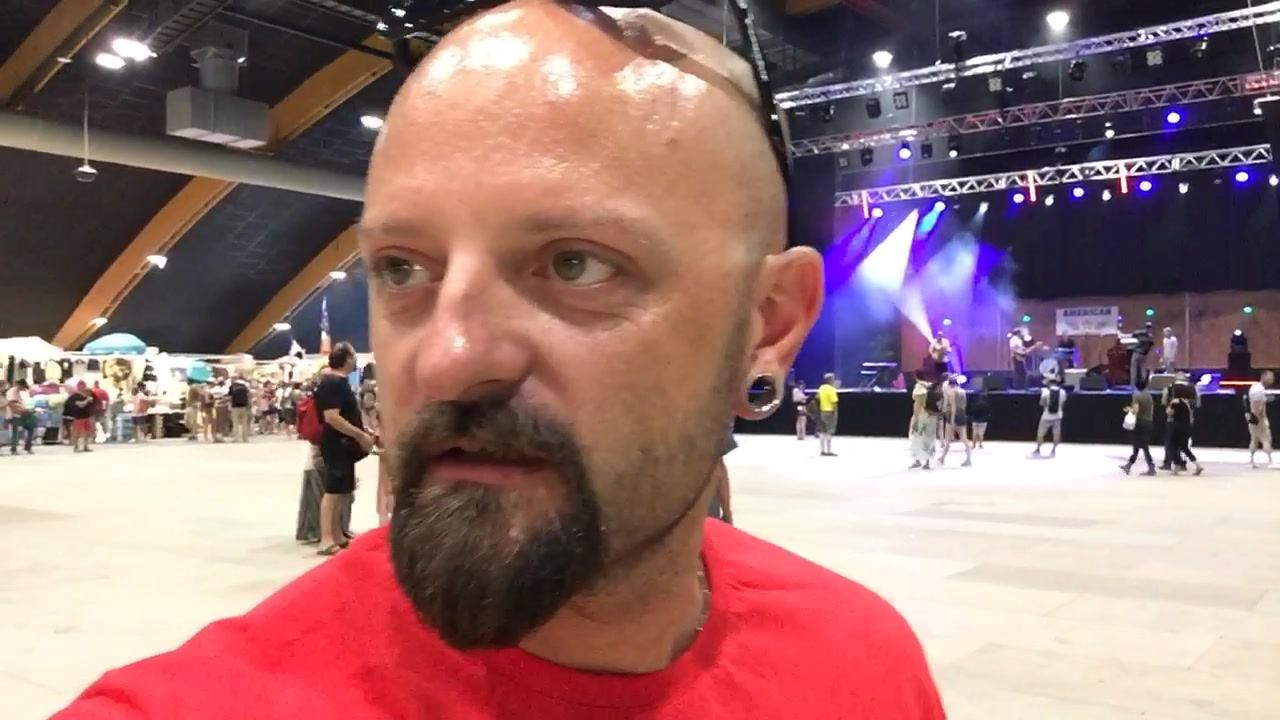 American Tours Festival 2019 - Matt Pernot, rédacteur-en-chef