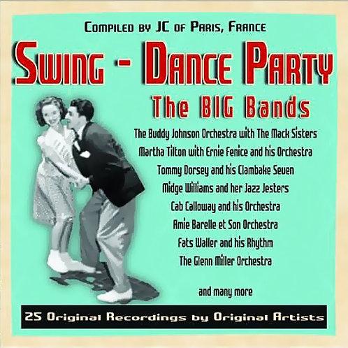 CD Swing Dance Party #1