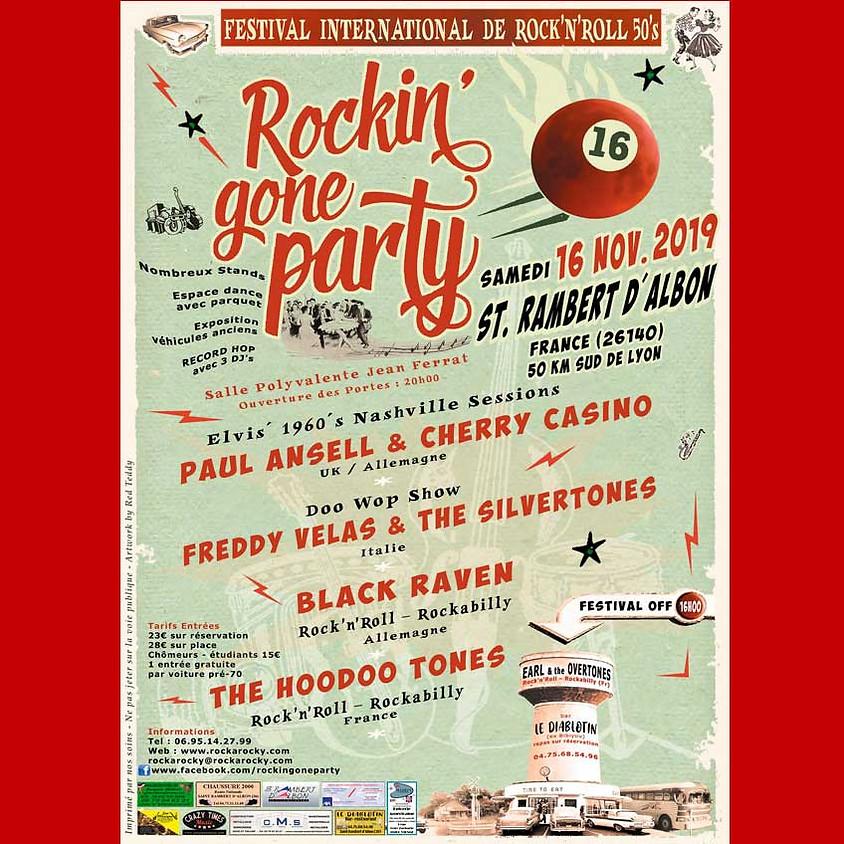 Rockin' Gone Party