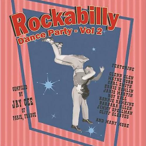 CD Rockabilly Dance Party #2