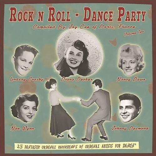 CD Rock'n'Roll Dance Party #2