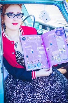 Bettie Rose, notre chroniqueuse littéraire