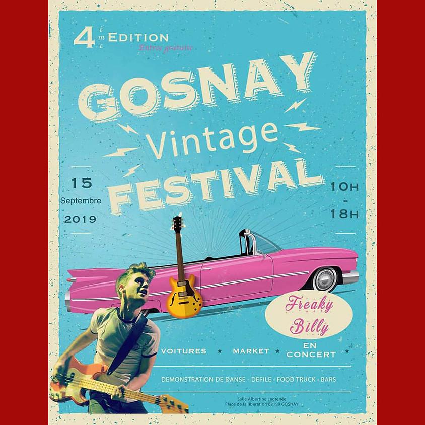 Gosnay Vintage Festival