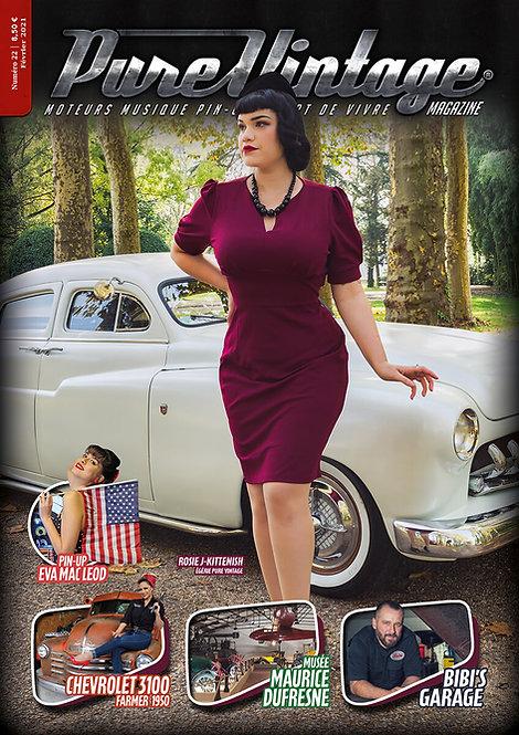Pure Vintage Magazine #22