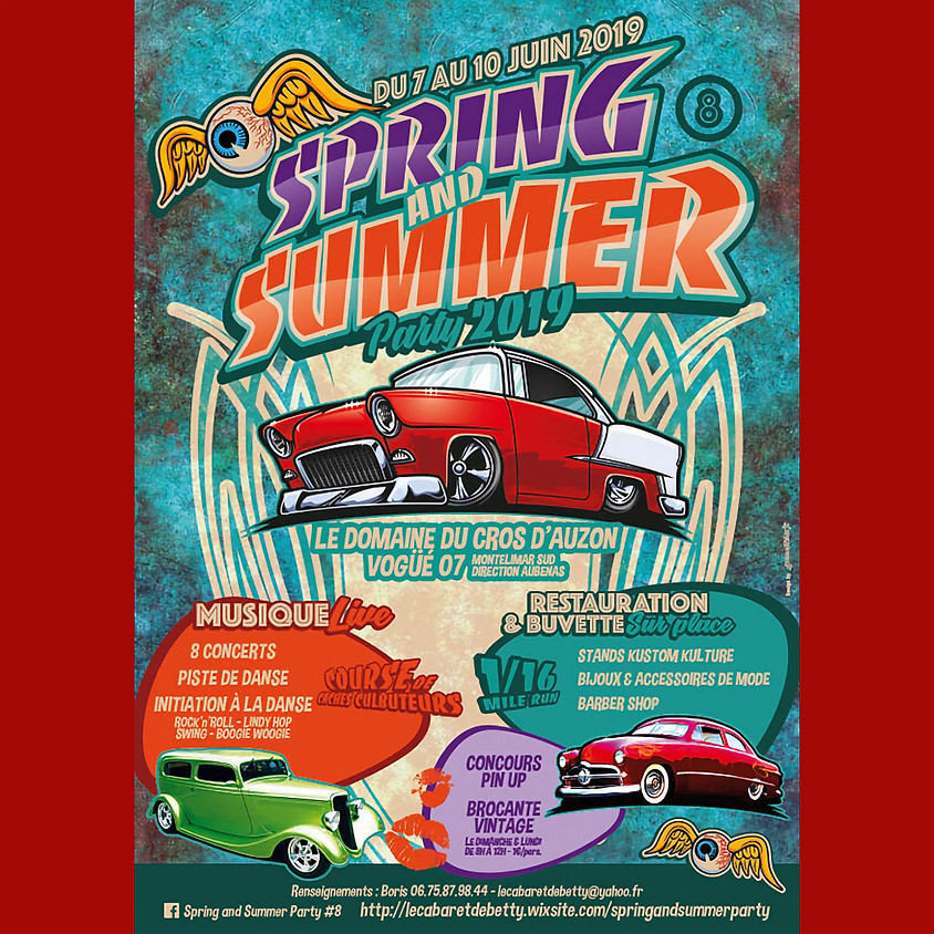 Spring and Summer Party 2019