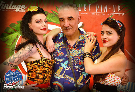 Pure Vintage Magazine - American Tours Festival 2018