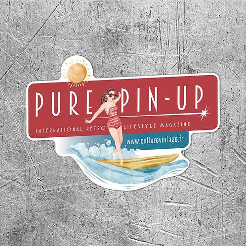Sticker Pure Pin Up