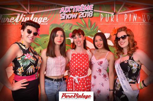 Pure Vintage Magazine_Aix'Treme Show 2018