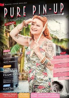 Pure Pin Up Magazine #5