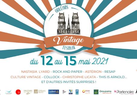 Orléans Vintage Festival 2021