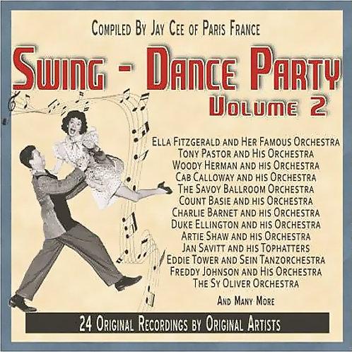 CD Swing Dance Party #2