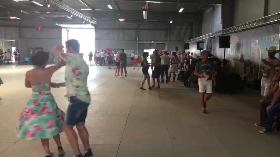 American Tours Festival 2019 - Dance area