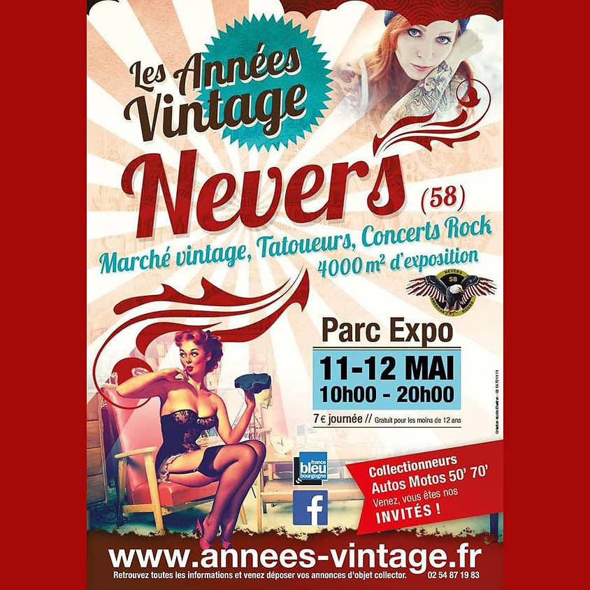 Les Années Vintage Nevers