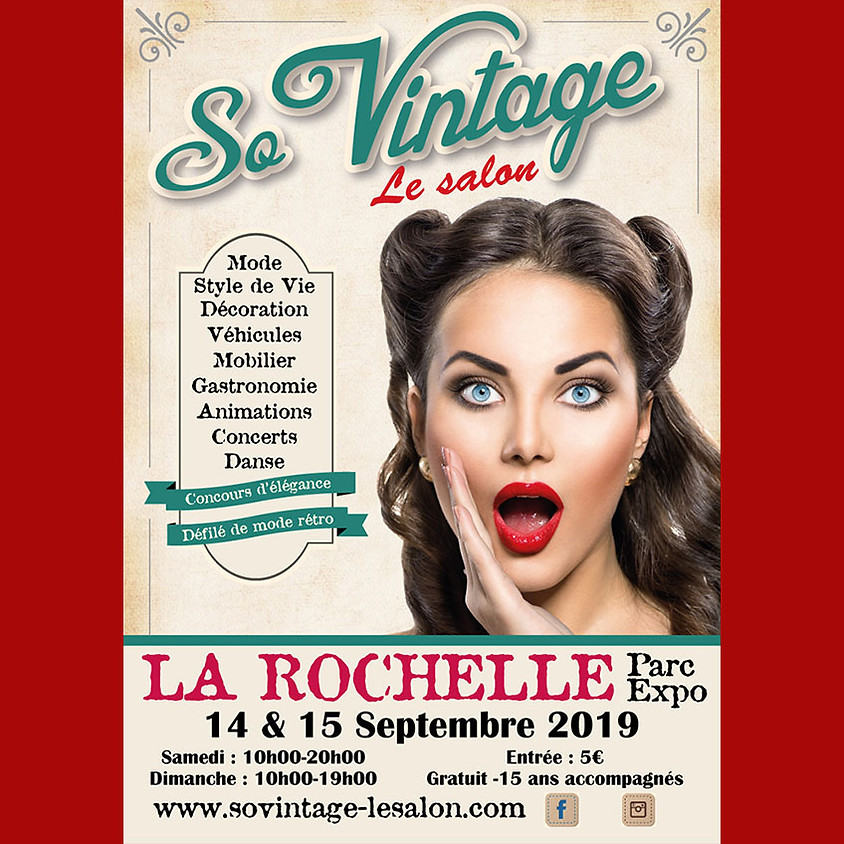 So Vintage La Rochelle