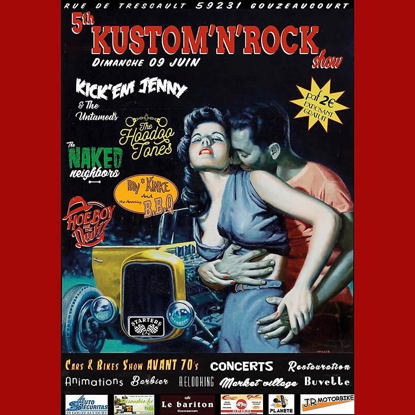 Kustom'n'Rock Show #5