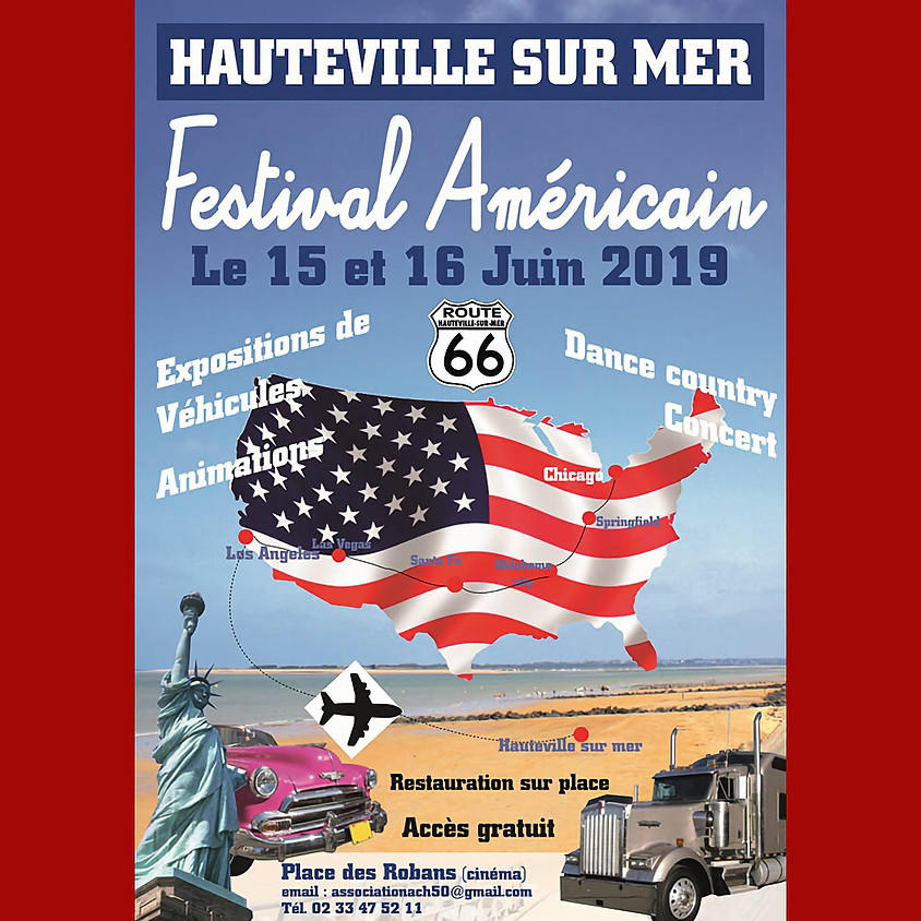 Festival Américain