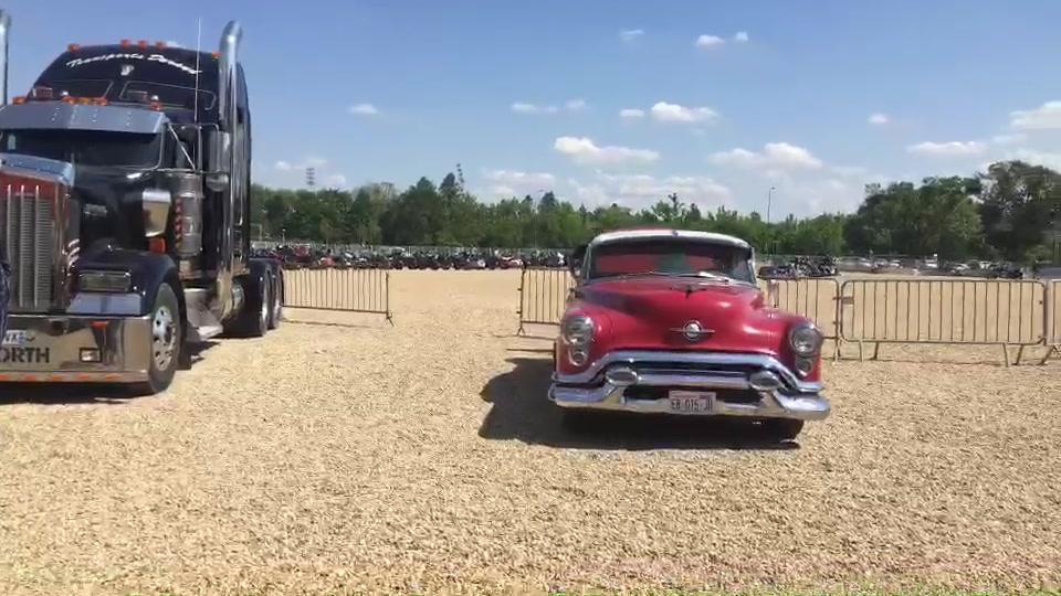 American Tours Festival 2019 - Trucks