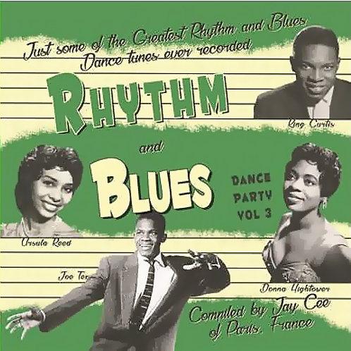 CD Rhythm and Blues Dance Party #3